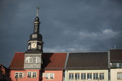 City Hall Eisenach Germany Royalty Free Stock Image