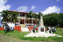 City Hall - Fernando de Noronha Royalty Free Stock Photo