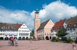 City Hall, Freudenstadt Stock Image