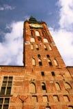 City hall - gdansk Royalty Free Stock Photos
