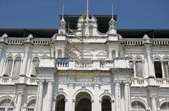 City hall, Georgetown, Penang, Malaysia Royalty Free Stock Image