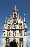 City Hall.Gouda Royalty Free Stock Photography