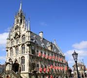 City Hall Gouda Stock Image