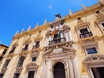 City Hall in Granada, Spain Stock Photos