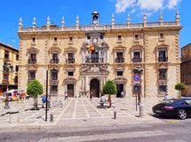 City Hall in Granada, Spain Stock Photography