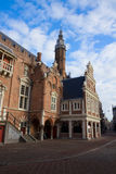 City Hall on the Grote Markt, Haarlem Royalty Free Stock Photography