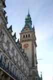 City Hall of Hamburg, Germany Stock Photo