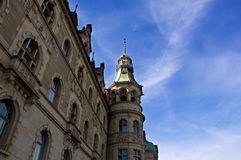 City Hall in Hanover,Germany Royalty Free Stock Photos