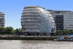 City Hall, headquarters of the Greater London Authority Stock Photo
