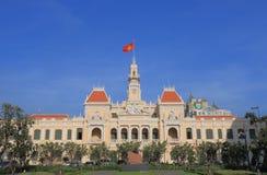City Hall Ho Chi Minh City Saigon Vietnam Stock Photos