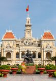 The City Hall in Ho Chi Minh City Stock Photography