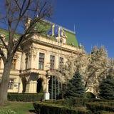 City Hall in Iasi (Romania) Royalty Free Stock Photos