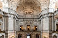 City Hall Interior Stock Photos