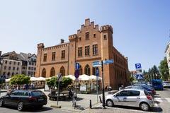 City Hall in Kolobrzeg in Poland Royalty Free Stock Photo