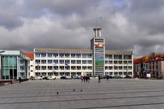 City hall in Koszalin Royalty Free Stock Photos
