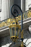 City Hall Lamp Royalty Free Stock Images