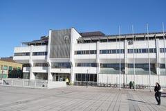 City Hall of Lappeenranta. Royalty Free Stock Photo