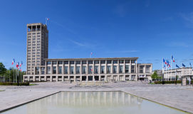 City hall of Le Havre in Normandy, France Stock Image