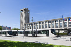City hall of Le Havre in Normandy, France Stock Photo