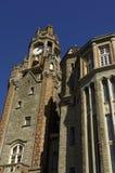 City hall of Le Touquet Paris Plage in Nord Pas de Calais Stock Photo