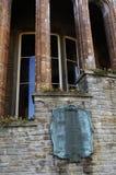 City hall of Le Touquet Paris Plage in Nord Pas de Calais Royalty Free Stock Image