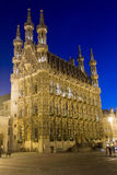 City Hall Leuven Royalty Free Stock Photos