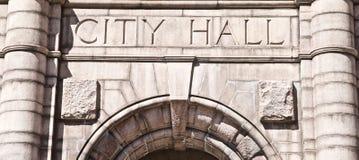 City Hall Stock Photography