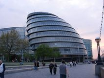 City Hall. London assembly building Royalty Free Stock Image