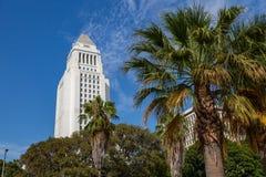 City Hall, Los Angeles Stock Photos
