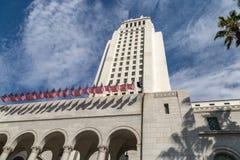 City Hall, Los Angeles Stock Image