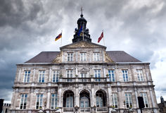 City Hall in Maastricht Stock Photo