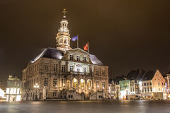 City Hall in Maastricht Stock Images