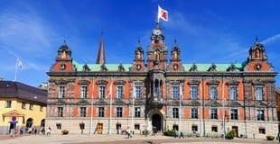 City Hall of Malmö, Sweden Stock Photo