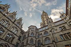 City hall in Munich, Germany Royalty Free Stock Photos