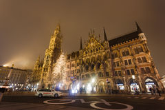 City Hall in Munich Stock Photography
