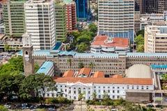 City hall of Nairobi, Kenya Royalty Free Stock Photography