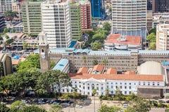 City hall of Nairobi, Kenya Stock Image
