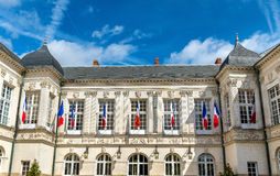 The city hall of Nantes, France Stock Photo
