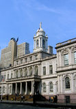 City Hall in New York (2), front Royalty Free Stock Photo