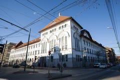 Free City Hall Of Timisoara Royalty Free Stock Image - 208934346