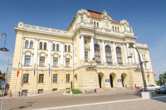 City hall in Oradea Stock Images