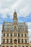 City hall of Oudenaarde, Belgium Stock Photos