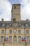 City Hall in the Palace of Dukes and Estates of Burgundy. Dijon, France Royalty Free Stock Photography
