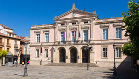 City hall of Palencia Stock Photo
