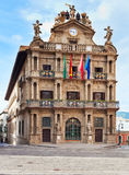 City Hall in Pamplona, Navarra, Spain Stock Photo