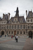 The city hall of Paris Stock Image