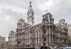 City Hall Philadelphia Stock Photo