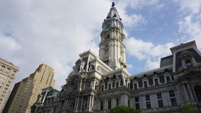 City Hall in Philadelphia Stock Photography