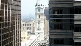 City Hall Philadelphia. Video of City Hall Philadelphia stock video
