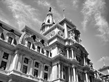 City Hall of Philadelphia Stock Photo
